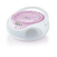 Memorex CD MP3 Boombox with Digital AM/FM Radio