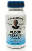 Dr. Christopher'S Original Formulas Blood Circulation Formula Capsules, 100 Count