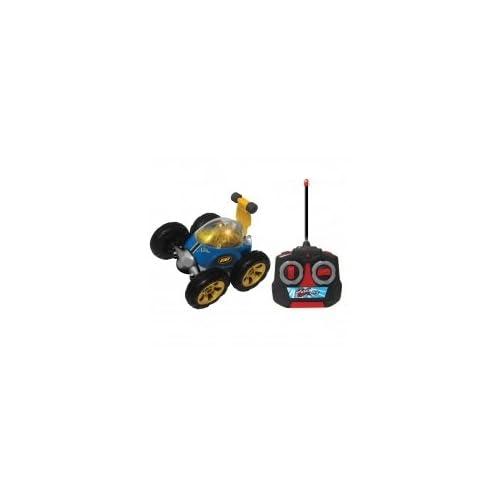 Stunt Twisterz R/C Nitro Blue Toys & Games