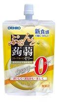 オリヒロ 蒟蒻ゼリーST0kcal GF 130g