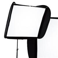 Lastolite LL LS2711 23.75 x 23.75 Inches Ezybox II Square Medium (Black)