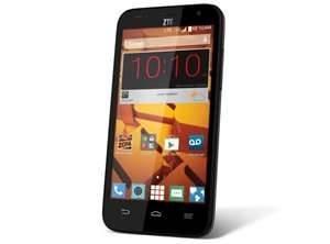 ZTE Speed Black Boost Mobile