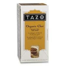 Sbk149904 - Tazo Organic Tea