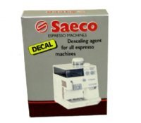 Saeco Liquid Descaler for Automatic Espresso Machines from Saeco