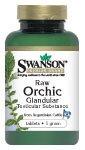 Raw Orchic Glandular 1 gram 30 Tabs