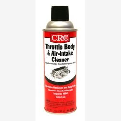 Crc Industries (Crc05078) Throttle Body & Air-Intake Cleaner, 12 Oz Can, 12 Per Pack
