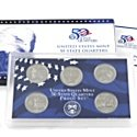 2000 United States Mint Proof State Quarter Set