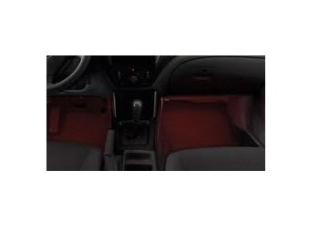 Oem Subaru Impreza Interior Footwell Light Kit Red