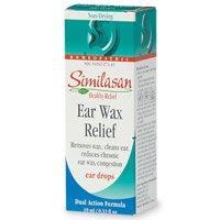 Similasan Ear Wax Relief Ear Drops, .33-Ounce Bottle