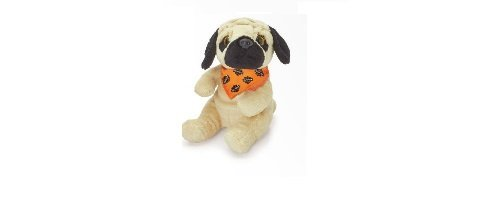 Kids Preferred Harley Davidson Blockhead Pug Bean Bag, 6.5""