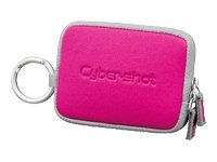 Sony LCS-TWE/P Carrying Case for the DSC-T2 (Pink)