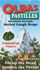 Herbal Cough Drops, maximum Strength, 27 Pastilles