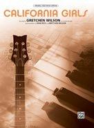Alfred Publishing 00-26218 California Girls Sheet Music