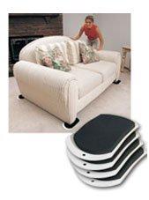 EZ Moves Furniture Slides for Carpet