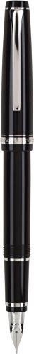 pilot-namiki-falcon-collection-fountain-pen-black-with-rhodium-accents-soft-fine-nib-60741