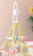 Garden Party Musical Mobile by Global Baby