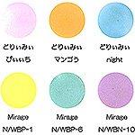 ミラージュ Mirage by なかやまちえこ カラーパウダー 6色セット Sweet fancy