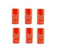 Jovan Men's Musk Deodorant - 6 Sticks (3 oz)