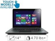 Lenovo E440 20C5004YUS Laptop Black