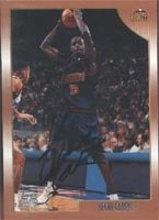 Keon Clark Denver Nuggets 1999 Topps Autographed Hand Signed Trading Card. by Hall+of+Fame+Memorabilia