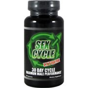 Colossal Labs.Com Sex Cycle Extreme Maximum Male Performance, 30 Capsule Bottle