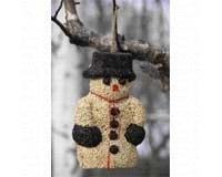 Pine Tree Farms 1300 Mr Sno E. Mann Seed Ornament, 24-Ounce