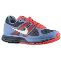 Nike Womens Air Pegasus+ 29 Trail 8.5 M US Thunder Blue/Barely Volt/Bright Crimson