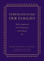 Strengthening Our Families - An In-Depth Look At the...