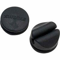 Shure Rpm570 Boom Holder And Logo Pad For Beta 53 And Beta 54 Headworn Microphones, Black (Contains Two Of Each)