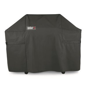 Weber 7554 Premium Cover, Fits Summit 400-Series Grills