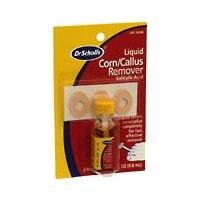 Dr. Scholl's Liquid Corn & Callus Remover, Liquid Kit- 1/3 fl oz. (Corn And Callus compare prices)