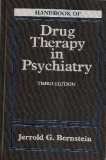 img - for Handbook of Drug Therapy In Psychiatry, 3e book / textbook / text book