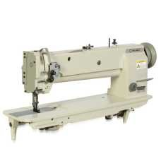 Reliable MSK-8400BL-18 18-Inch Long Arm, Single Needle Walking Foot Sewing Machine with Sewquiet Servomotor