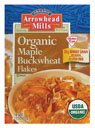 Arrowhead Mills Organic Maple Buckwheat Flakes -- 10 oz