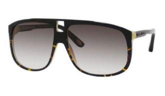 Marc Jacobs Sunglasses - Mj252 / Frame: Black Havana Lens: Gray Gradient-Mj252S00J0