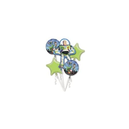 balloon bouquet toy story