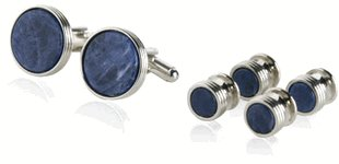 Sodalite Formal Set with Presentation Box
