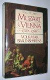 img - for Mozart in Vienna 1781-1791 by Volkmar Braunbehrens (1990-02-03) book / textbook / text book