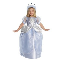 Cinderella Gown, blue, small