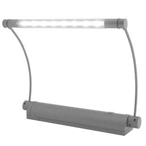 Rite Lite Lpl606Xl Wireless 8 Led Picture Light, Silver Metal