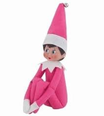 Elf On The Shelf Plush Dolls Boy Girl Figure Christmas Novelty Toys Gifts