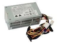 Shuttle PC55 Silent X - Power supply ( internal ) - AC 100/240 V - 450 Watt - active PFC