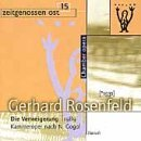 Refusal: Chamber Opera After Gogol Complete by Rosenfeld (2000-11-01)
