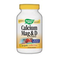 Nature's Way Calcium, Magnesium and Vitamin D