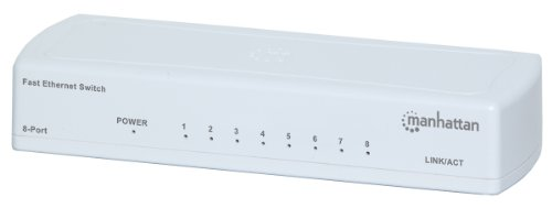 Manhattan Ethernet Switch (560689) (Direct Port Switch compare prices)