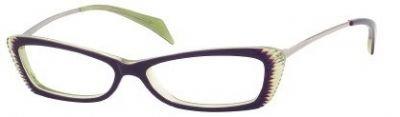 Alexander McQueenAlexander McQueen 4163 Eyeglasses Color 0W0B 00