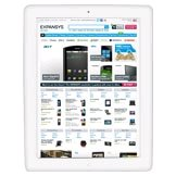 "Apple iPad 2 Wi-Fi - Tablet - 16 GB - 9.7"" IPS ( 1024 x 768 ) - rear camera +... by Apple Computer"