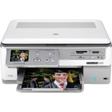 HP Photosmart C8180 All-In-One Wireless Inkjet Photo Printer with Built-in  ....