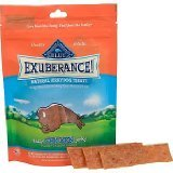 Blue Buffalo Exuberance Tasty Chicken Jerky, 3.25-Ounce. Natural, Organic, Non-Artificial Pet Supplies / Shops