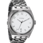 Nixon Monopoly Watch White, One Size